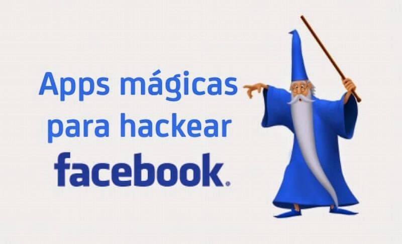 App para hackear Facebook.