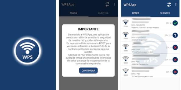 Apps para robar wifi