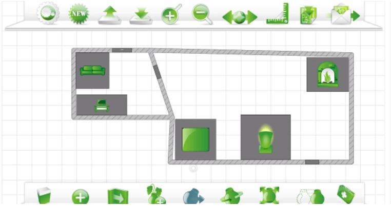 App para diseñar casas