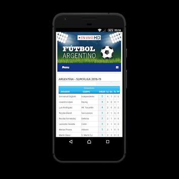 Aplicaciones para ver futbol