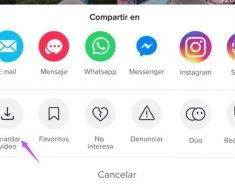 ¿Dónde se guardan los videos de tik tok en el móvil?