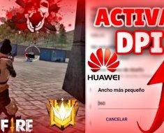 ¿Cómo activar DPI en Huawei?