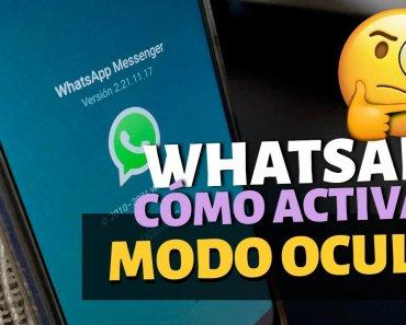 ¿Cómo activar el modo secreto de WhatsApp